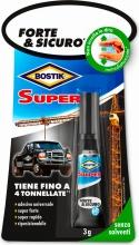Uhu D2736 Bostik Super Forte & Sicuro 3 gr  Pezzi 24