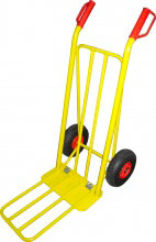 Utilia Carrello portapacchi base mobile 55x33 cm portata max 180 kg HT 1827 AN