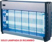 Utilia Lampada Ricambio Zanzariera Elettrica Snap 16 ammazza zanzare mosche 8W