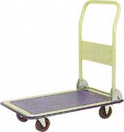 Utilia Carrello portapacchi 4 ruote portata max 150 Kg manico pieghevole PH 150