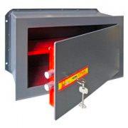 Utilia Security Cassaforte Muro Incasso Meccanica Chiave mm 310x200x210 SM-3
