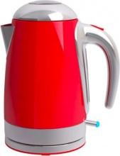 VICEVERSA 75033 Bollitore elettrico acqua 1.7 Litri 2200 Watt colore Rosso  Tix