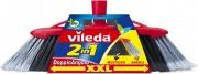 VILEDA 137396 Scopa Doppio Angolo 2 In 1