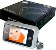 """VI.TEL. Spioncino digitale elettronico porta telecamera LCD 3,5"""" E035840"""