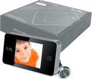 """VI.TEL. Spioncino digitale elettronico porta telecamera LCD 3,2"""" E037240"""
