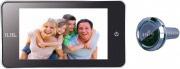 """VI.TEL. Spioncino digitale elettronico porta telecamera LCD 4,3"""" E037812"""