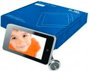 """VI.TEL. Spioncino digitale elettronico porta telecamera LCD 4,3"""" E037840"""