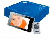 """VI.TEL. E0393 (12) Spioncino digitale elettronico porta telecamera video LCD 4,3"""""""
