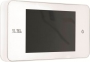 "VI.TEL. EO372 60 Spioncino digitale elettronico Display LCD 3.2"" CMOS 0.3 Mpx"