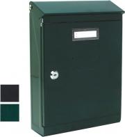 VULCANIA 2500EV6 Cassetta Lettere in Acciaio Verniciato Evoluzione Verde