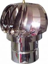 Valeri 2001-INOX430 Camino Eolico Turbina Ino x 18