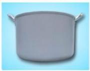 Valsecchi 262300 Casseruola 2 manici 30 cm Big Stone Alluminio Antiaderente