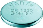 Varta 6220101401 Batteria Bottone CR1220 1.5 Volt confezione 1 pz