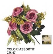 Vea A55073 Bouquet Rosa Parigina cm 47