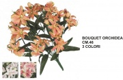 Vea A55259 Bouquet Orchidea x12 cm 46 3 Colori Assortiti