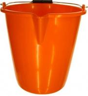 Veca SH003L0170BAR Secchio con becco 17 lt Polietilene arancio cm 34xh33