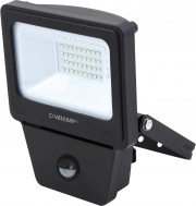 Velamp IS748-2 Faretto LED Faro 20 Watt Luce Fredda Sensore di movimento
