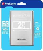 Verbatim 53189 Hard Disk Esterno 2048 GB 5400 Girim Micro-USB B