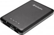 Verbatim 98243 Lettore Schede SD SDHC SDXC Card Reader USB Wireless  MediaShare