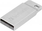 Verbatim 98750 Chiavetta USB Pen Drive 64 GB - Mini Metal Silver