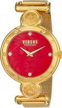 Versace Orologio Donna Analogico Cassa e Cinturino Acciaio SOL110016 Versus