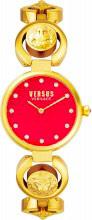 Versus by Versace S75030017 Orologio Donna Analogico al Quarzo Acciaio Oro
