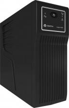 Vertiv PSP650MT3-230U Gruppo di Continuità UPS 650 VA 390 Watt 4 prese  itON