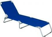 Vette F1009 Lettino Acciaio Confort Blu 04909