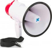 Vexus MEG-020 Megafono Potenza 20 Watt Funzione Registrazione + Sirena