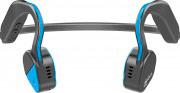 Vidonn F1 Plus Cuffia conduzione ossea Bluetooth in lega di Titanio Blu