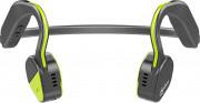 Vidonn F1 Plus Cuffia conduzione ossea Bluetooth in lega di Titanio Giallo