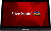 "Viewsonic TD1630-3 Monitor PC Touch 16"" HD luminosità 190 cdm2 VGA HDMI"