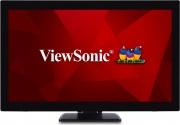 "Viewsonic TD2760 Monitor Touch Screen 27"" USB HDMI VGA DisplayPort"