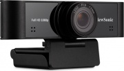 Viewsonic VB-CAM-001 Webcam con Microfono Full HD 1080p Full HD Nero