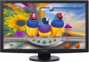 Viewsonic VG2433-LED Monitor PC 23.6 Pollici Monitor Full HD VGA 300 cdm² DVI