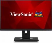 """Viewsonic VG2455 Monitor PC 24"""" Full HD VGA HDMI DisplayPort speaker integrati"""