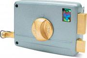 Viro 1.7602 Serratura Porta Legno da Applicare Entrata 50 mm con Cilindro esterno