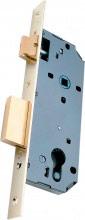 Viro Serratura Porta Legno da Applicare Entrata 30 mm con Scrocco 7435.30.2.046