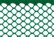 VISCORET Rete_esag_120 Rete in Plastica di protezione esagonale 15x15 mm 1.2 h x 50 Metri 3795