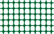 VISCORET SQUARE 100 Rete in Plastica di protezione 10x10 mm h 1mt x 50 Metri Bianco