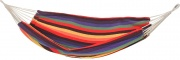 VivaGarden 197e84A Amaca da Giardino Extra Large in Cotone 200x150cm Righe Multicolore