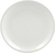 Vivenzi V0355 Piatto piano 23 cm Melamina Bianco
