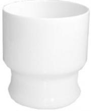 Vivenzi V0361 Bicchiere Acqua Melamina Bianco