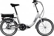 VivoBike FOLD20GRW Bicicletta elettrica E-Bike Pieghevole 250W Bianco VF20GRW Fold Bike