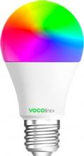 Vocolinc VCL1LED Lampadina LED Attacco E26 Potenza 6 watt Multicolor Wifi