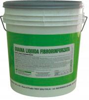 Vodichem Guaina Liquida Impermeabilizzante Fibrorinforzata Grigio Secchio 5 Kg