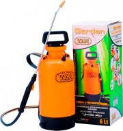 Volpi Nebulizzatore Pompa a pressione 6 litri ugelli in ottone e manometro 3350B