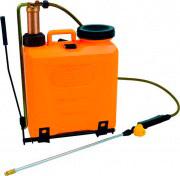 Volpi 78CGR Pompa a Spalla Nebulizzatore 15 lt ugelli e Pompante in ottone