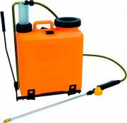 Volpi Pompa a Spalla manuale Nebulizzatore 15 lt con ugelli in ottone 78PCGR