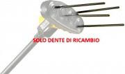 Volpi Asta di Ricambio per Abbacchiatore Scuotitore Olive Giulivo 4You